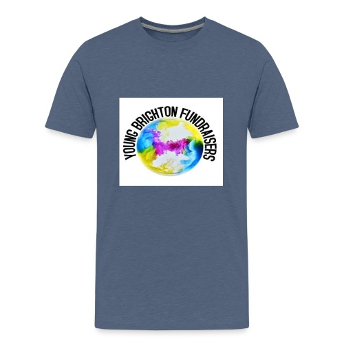 Young Brighton Fundraisers - Teenage Premium T-Shirt