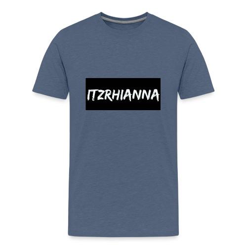 Itzrhianna apparel - Teenage Premium T-Shirt