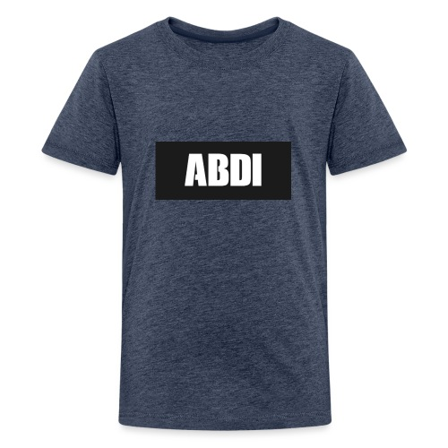 Abdi - Teenage Premium T-Shirt