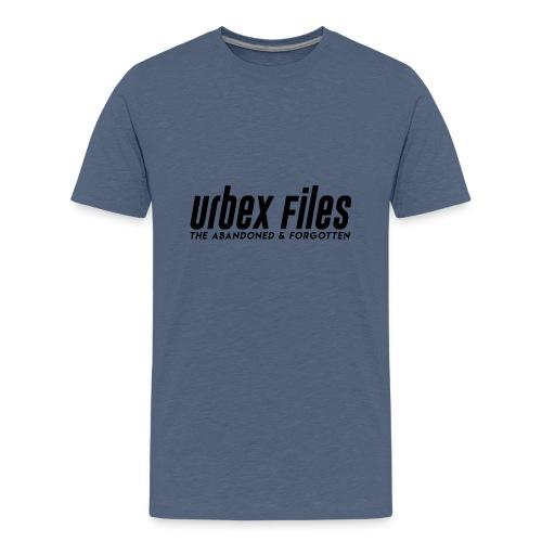 Urbex Files Vest - Teenager Premium T-shirt