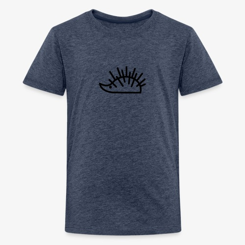 Hérisson - T-shirt Premium Ado