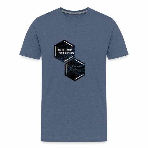 Outcode 0 - Camiseta premium adolescente