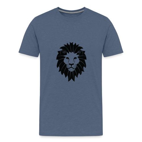 LIYON BLACK - Teenager Premium T-Shirt