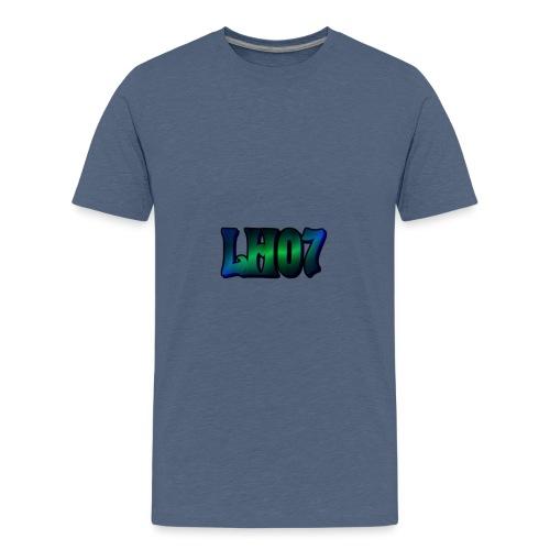LH07 - Premium-T-shirt tonåring