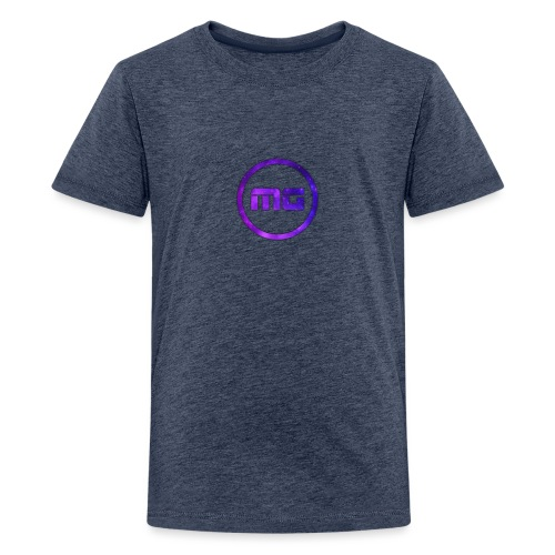 MG Galaxy - Teenage Premium T-Shirt