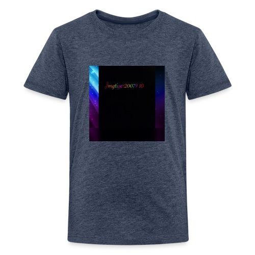 Signature - Teenage Premium T-Shirt