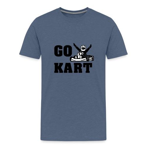 Go kart - T-shirt Premium Ado