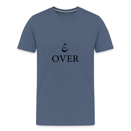 ج OVER - Teenage Premium T-Shirt