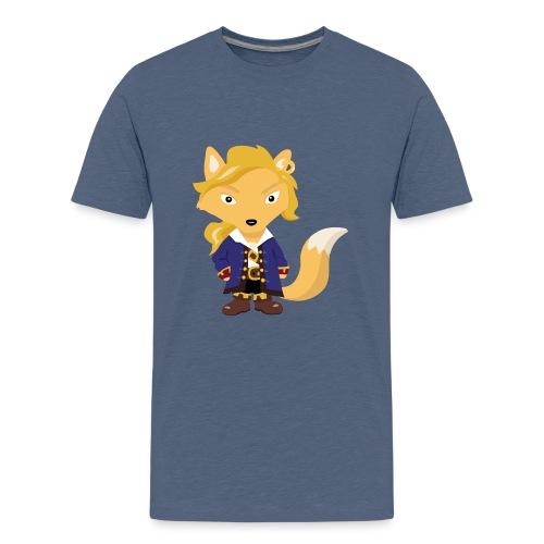 Renard Guybrush - T-shirt Premium Ado