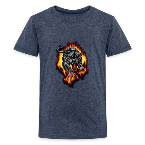 Panther - Teenage Premium T-Shirt