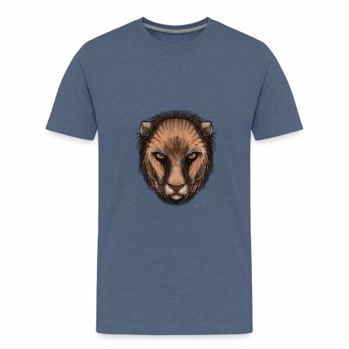 Leopold III by Jon Ball - Teenage Premium T-Shirt