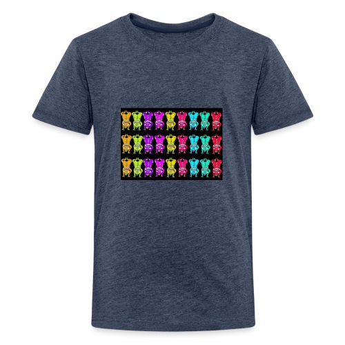 Madness degeneration - T-shirt Premium Ado