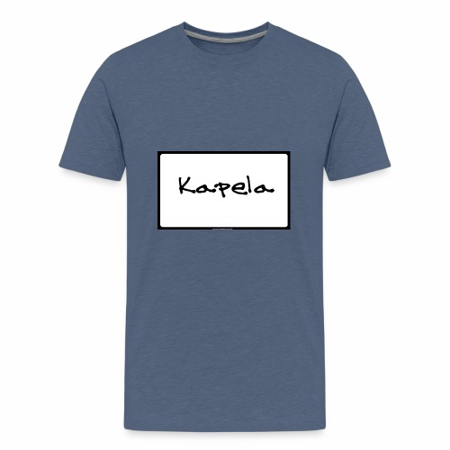 Old Kapela Design - Teenage Premium T-Shirt