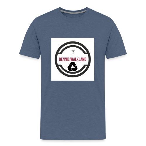E6B425BD 2F28 4691 960B 1F3724C19B26. - Teenage Premium T-Shirt