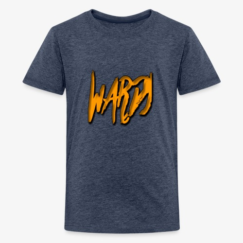 Halloween Design 3 Wardy - Teenage Premium T-Shirt