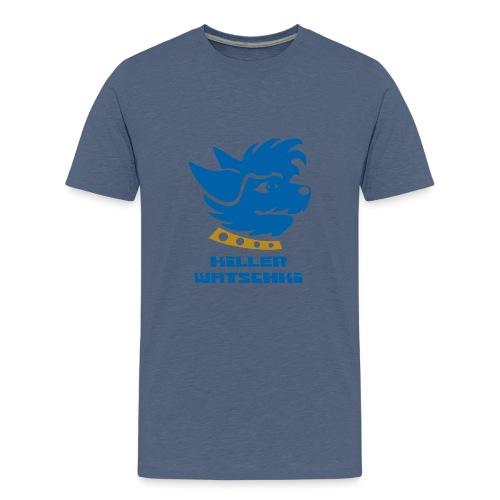 KW Logo7 - Teenager Premium T-Shirt