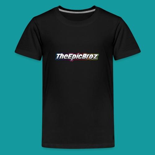 TheEpicBroz - Teenager Premium T-shirt