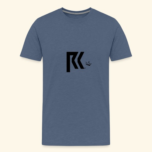 RK Official Design Black - Teenager Premium T-Shirt