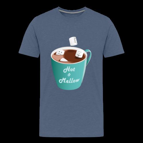 Hot & Mellow - foodcontest - Teenage Premium T-Shirt