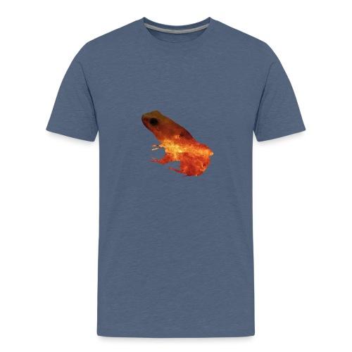 rana a doppia esposizione - Maglietta Premium per ragazzi