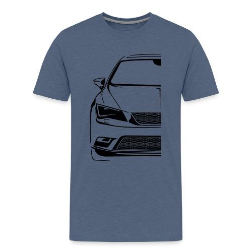 CAR-F-0101020-000-100-0 - Teenager Premium T-Shirt