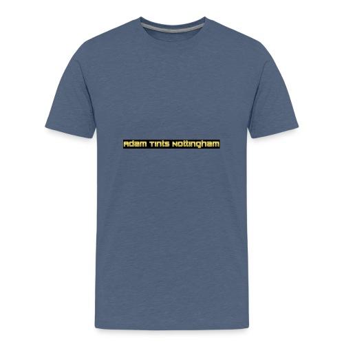 Adam Tints Nottingham - Teenage Premium T-Shirt