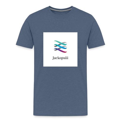 Jackopsiii - Teenage Premium T-Shirt