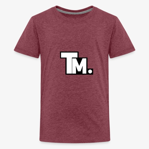 TM - TatyMaty Clothing - Teenage Premium T-Shirt