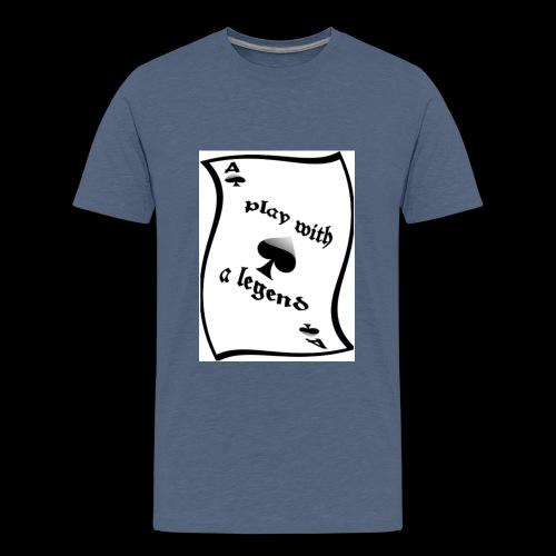 Legend ace of spade - Legend As de pique - T-shirt Premium Ado