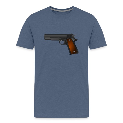 gun - Teenager Premium T-shirt