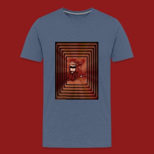 Warrior of ligth - Camiseta premium adolescente