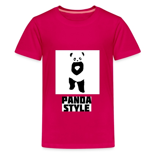 fffwfeewfefr jpg - Teenager premium T-shirt