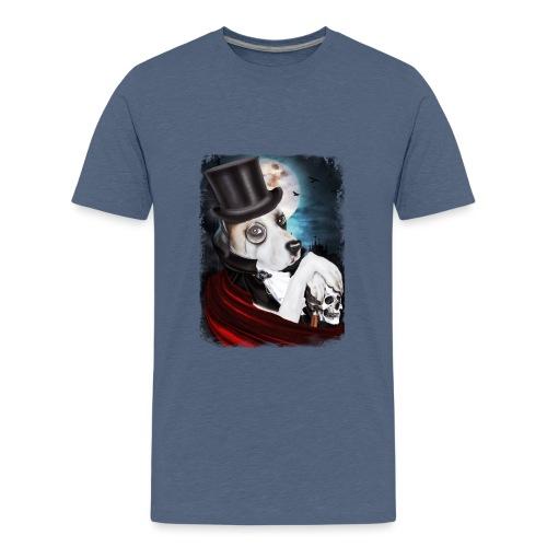 Gothic Dog #2 - Maglietta Premium per ragazzi