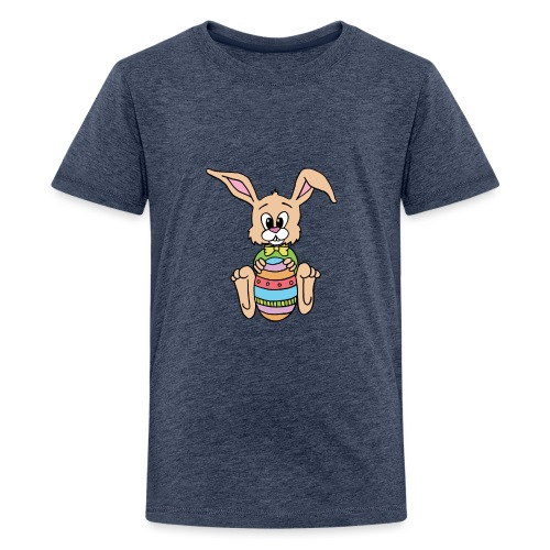 Easter Bunny Shirt - Teenager Premium T-Shirt