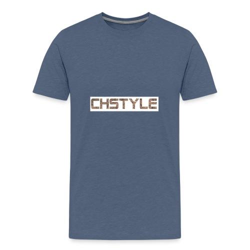 CHSTYLEWOOD - Teenager Premium T-Shirt