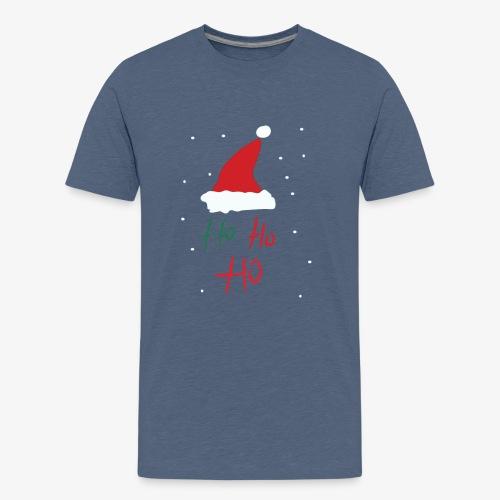 hohoho - T-shirt Premium Ado