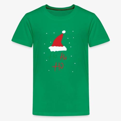 hohoho - Teenage Premium T-Shirt