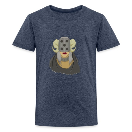 mujer - Camiseta premium adolescente