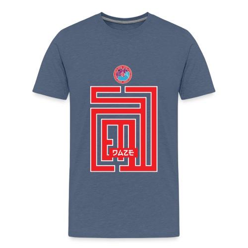 Red Rise II - T-shirt Premium Ado