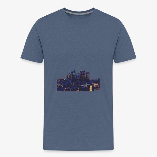 City life - Koszulka młodzieżowa Premium