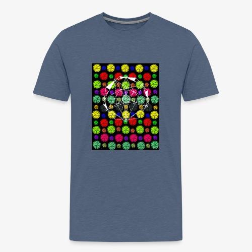 Copia de seguridad de grados - Camiseta premium adolescente
