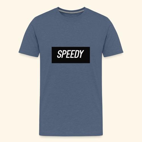 Speedy - Teenage Premium T-Shirt