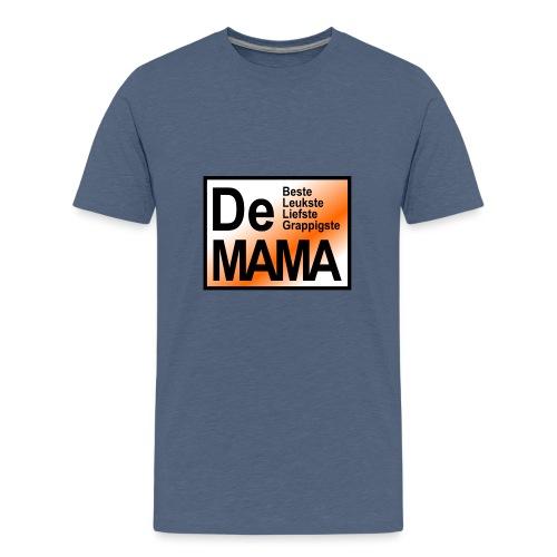 De mama oranje - Teenager Premium T-shirt