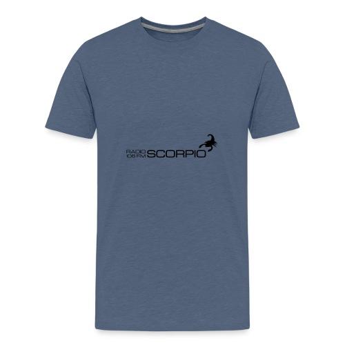 scorpio logo - Teenager Premium T-shirt