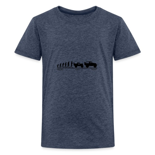 Evolution update 2020 - Teenager Premium T-Shirt