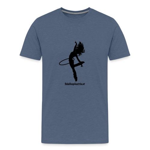 Hoop Dance - Teenager Premium T-Shirt