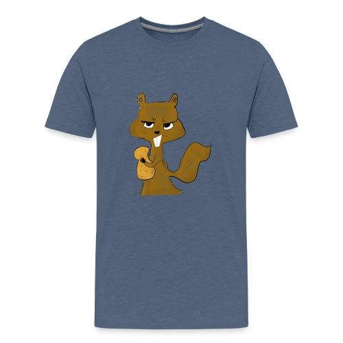 Meine Nuss - Teenager Premium T-Shirt