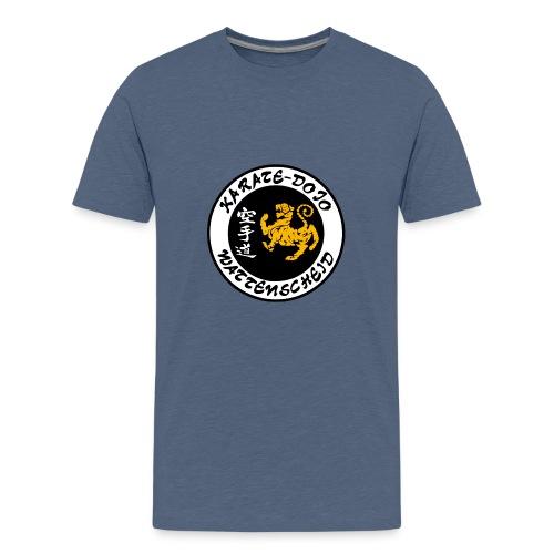 onkinawate logo ueberarbeitet - Teenager Premium T-Shirt