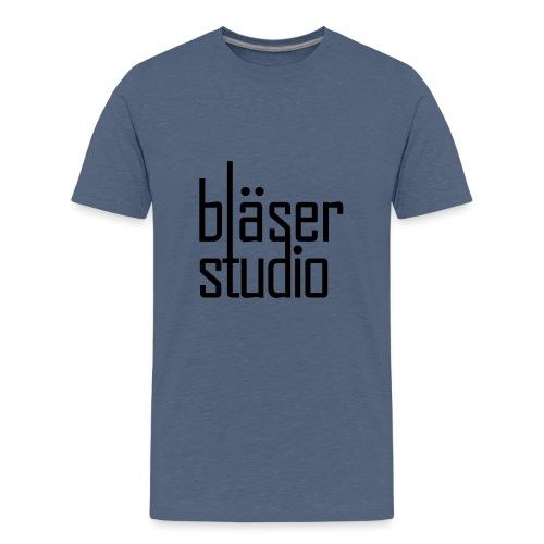 BS Logo OHNE - Teenager Premium T-Shirt