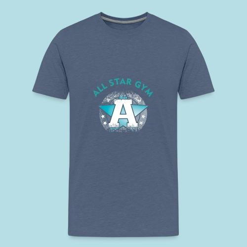 All Star Gym - Teenager Premium T-Shirt